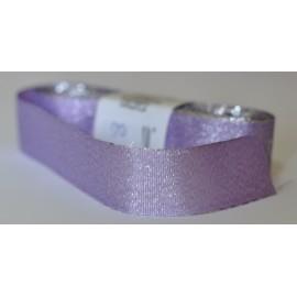ozdobná stuha adjustačná 25mm svetlo fialová, návin 10 metrov